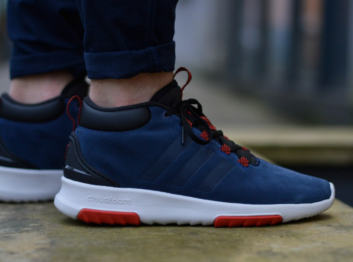Details about Adidas CF Racer MID WTR BC0128 Men's Sneakers